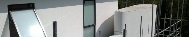 Our services - Spray rendering
